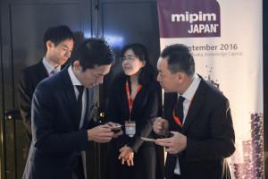 Japan networking MIPIM