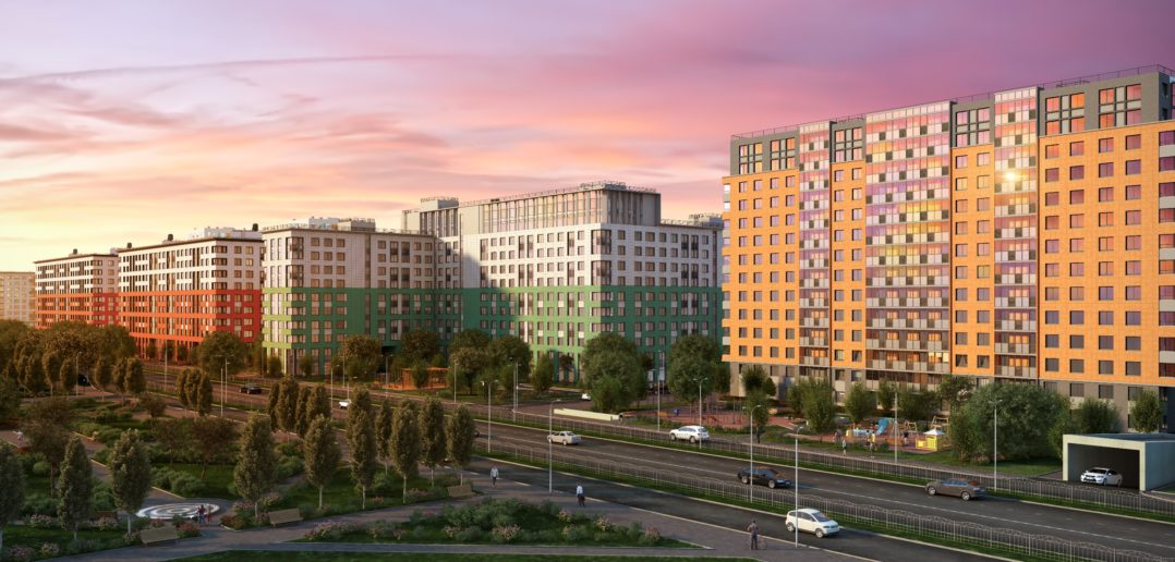 Russian projects at MIPIM