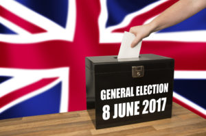 UK Election Ballot Box 8 June 2017 © mrtom-uk/GettyImages