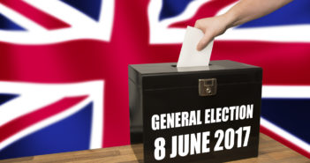 UK Election Ballot Box 8 June 2017 © mrtom-uk/GettyImages