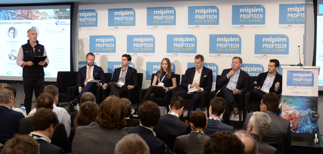 MIPIM Startup Competition at MIPIM PropTech 2017