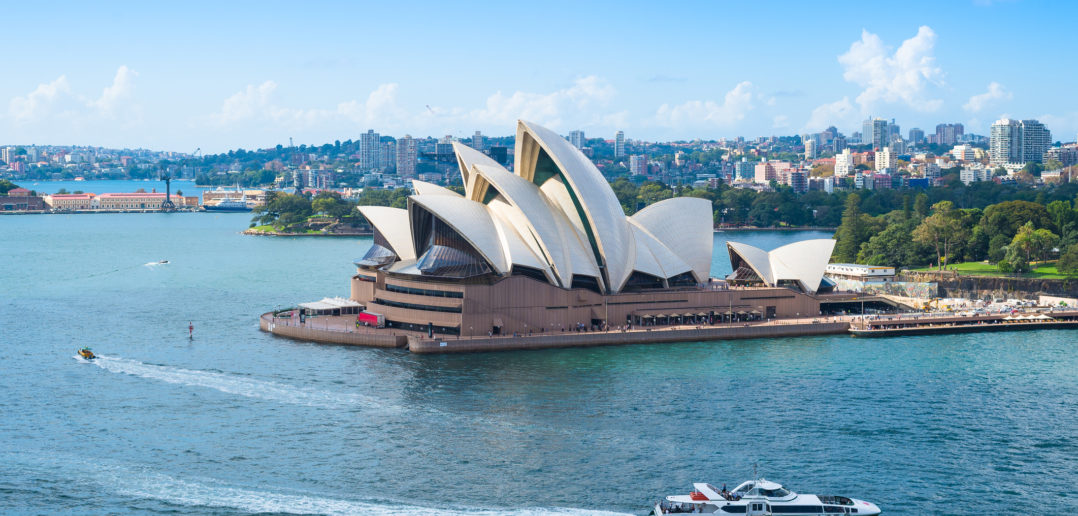 Sydney Opera House © Siwawut/GettyImages