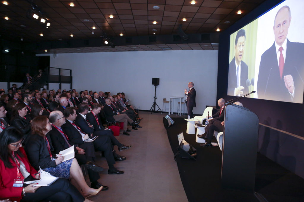 MIPIM 2017 - CONFERENCES - NEW DEAL ROOM - WORLDWIDE OVERVIEW : WHAT ARE THE GLOBAL INDICATORS SAYING? MIPIM 2018 TOP 10