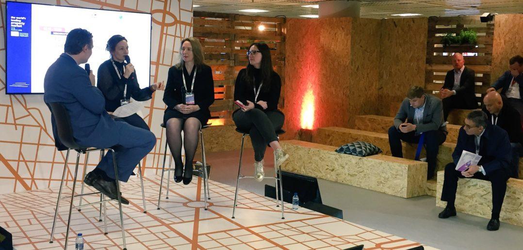 Inclusion panel - MIPIM 2018