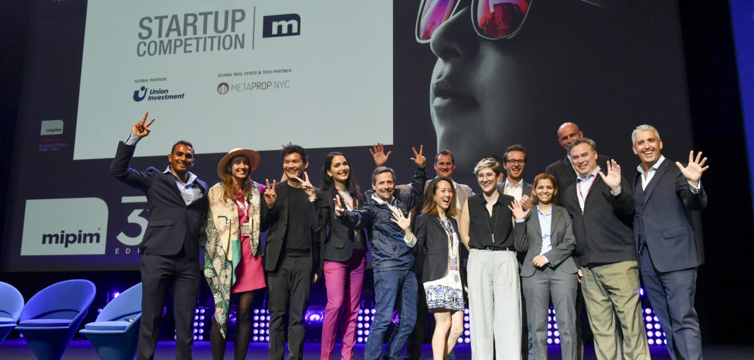 MIPIM 2019 START UP COMPETITION FINALISTS