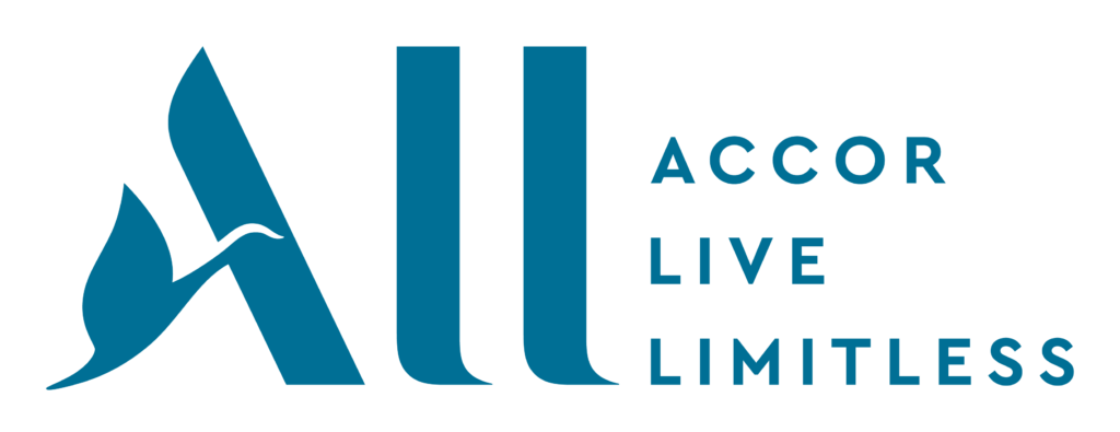Logo All Accor Live Limitless Augmented hospitality