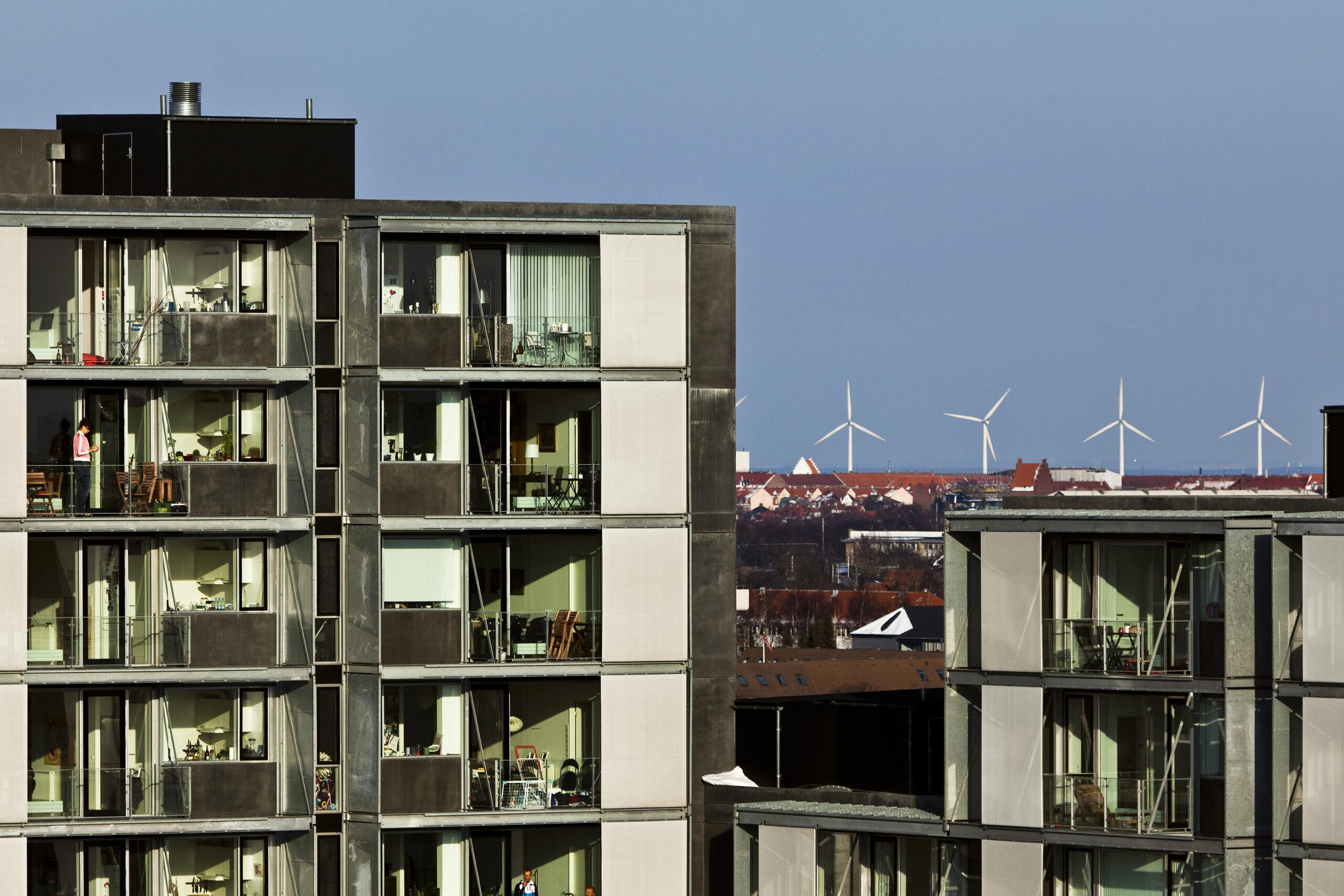 Danish residential market
