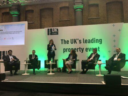UK built environment
