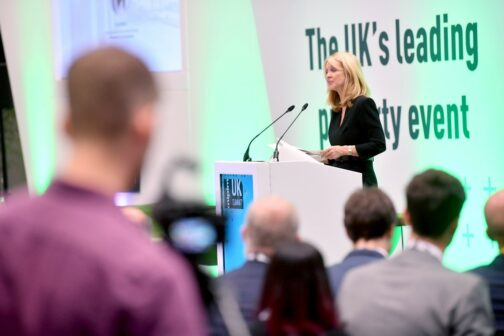 mipim uk Esther McVey