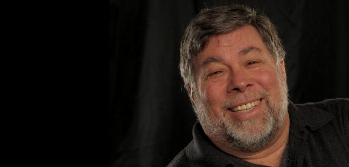 Silicon Valley legend Steve Wozniak takes to the stage at MIPIM