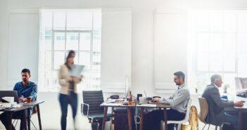 workplace utilisation