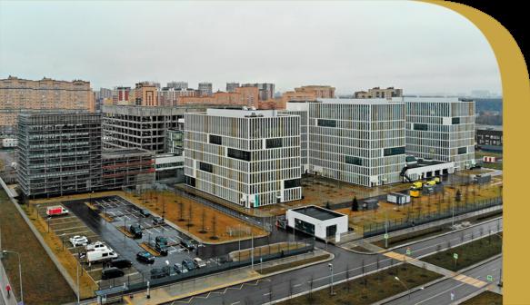 Kommunarka hospital