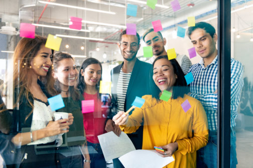 Diversity at work - Getty Images / ferrantraite