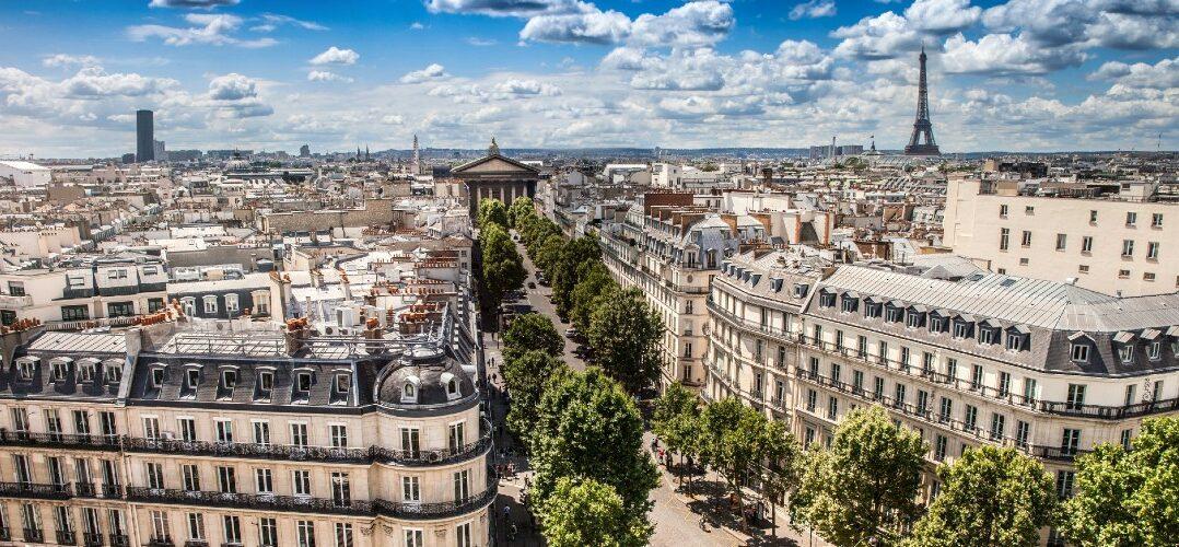 Paris -Urban living
