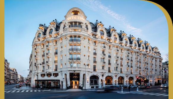 Hotel Lutetia - Mipim Awards building