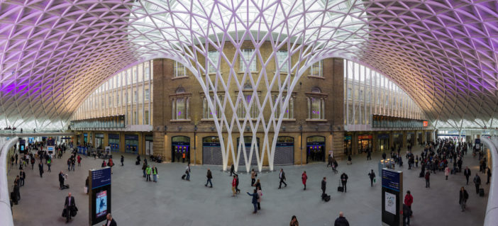 Kings Cross Station - Mipim awards building