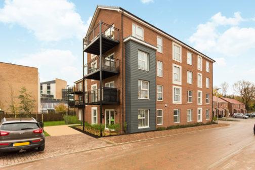 Legal & General in Dunstable, Bedfordshire - affordable housing