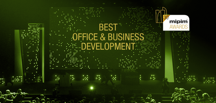 Best of the best – Office & Business Development – MIPIM Awards 2020