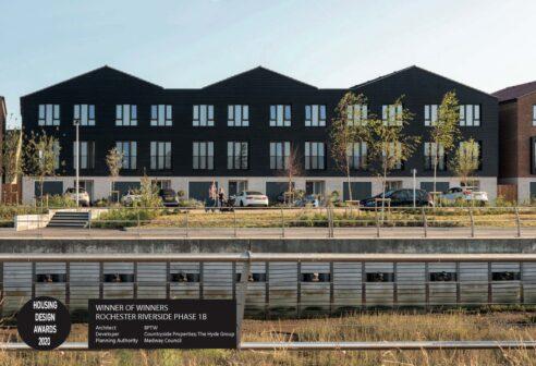 Rochester Riverside - affordable homes