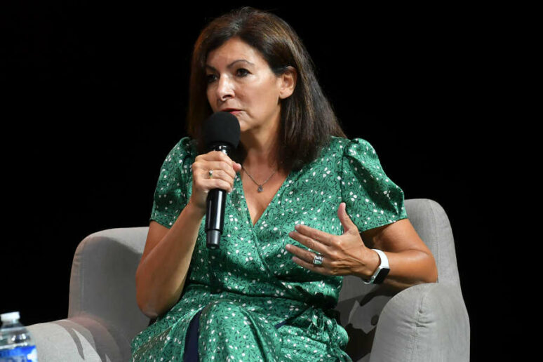 Revisiting Governance models Anne Hidalgo MIPIM Urban Forum