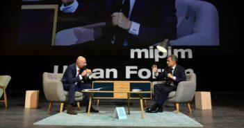 """President Nicolas Sarkozy """"embraces the change"""" – the theme for MIPIM Urban Forum"""