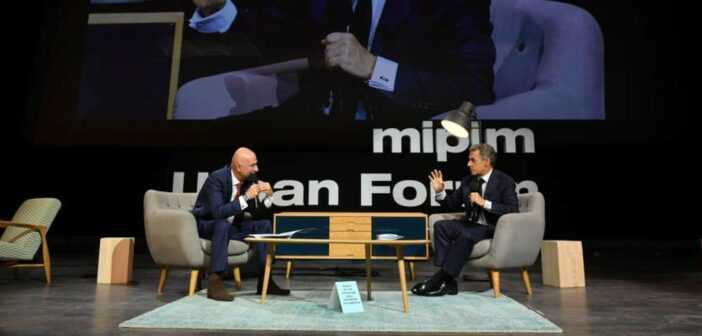 "President Nicolas Sarkozy ""embraces the change"" – the theme for MIPIM Urban Forum"