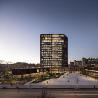 Maersk Tower, Copenhagen: MIPIM 2018 Award for Best Healthcare Development ©Adam Moerk