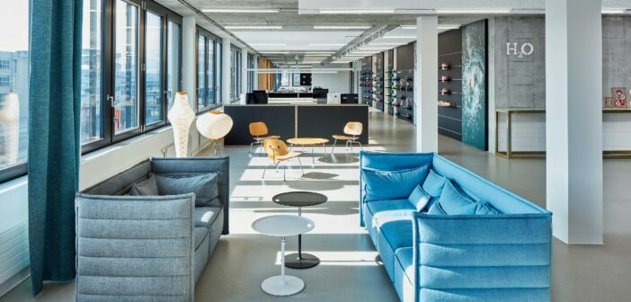 The workplace. Is it musical chairs for offices?