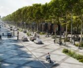 The Champs-Elysées opens a view on the future