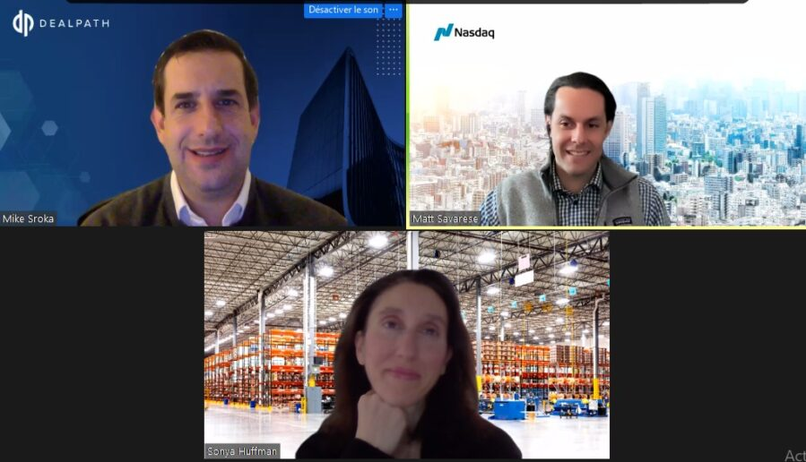 PROPEL BY MIPIM NYC ONLINE 2020 SESSIONS_A Success Story Between Blackstone & Dealpath