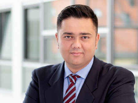 Rushabh Desai, Asia-Pacific CEO, Allianz Real Estate