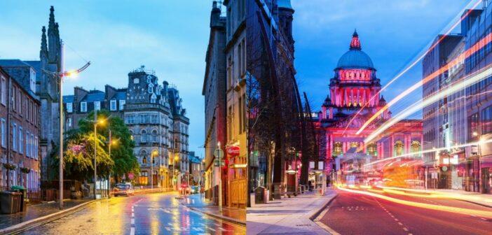 Examining the UK's Regional Recovery: Belfast & Scottish Cities – Webinar report