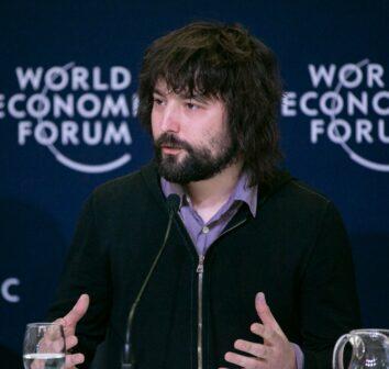 Tom Szaky, CEO of TerraCycle