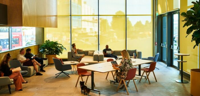Plus X brings the innovation factor to UK workspace