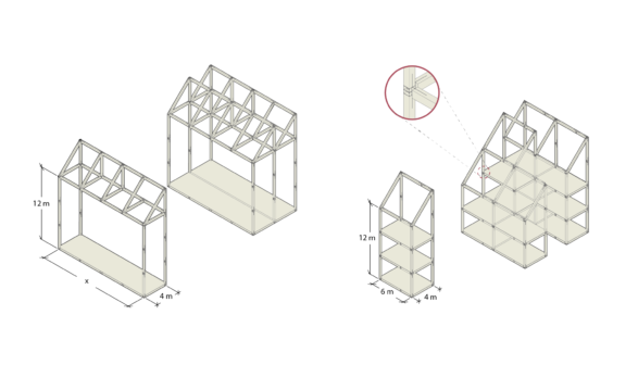 The modular approach of HeppSpace offers flexibility